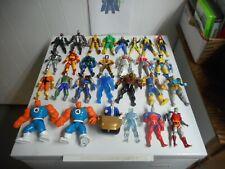 Toy Biz Marvel Action Figures ( opened )
