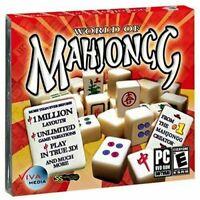 World of Mahjongg (PC DVD-Rom, Viva Media, 2008, Pre-owned in slipcover)
