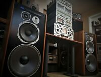 Pioneer S-1010 Speakers - Beryllium - Boron - Poly Graphite - Pioneers Best 🎶