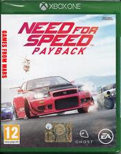 NEED FOR SPEED PAYBACK - XBOX ONE - NUOVO ITALIANO