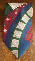 """Tabasco Hot Sauce Pepper Bottle Design Silk Green Red Men's Dress Neck Tie 58"""""""