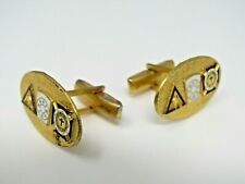 Royal Arch Mason Masonic Cufflinks KSHTWSST York Rite