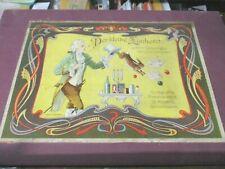 Vintage & RARE  German Derklein Zauberer Magic Set