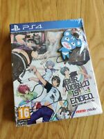 Our World is Ended Ltd Edition PS4 Playstation 4 Pal UK New Factory Sealed