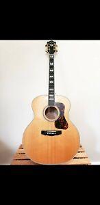 Guild F-50 2007 Jumbo Acoustic Guitar