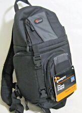 New LOWEPRO Camera/Video SlingShot Carry Bag 102AW black  $0SHIP