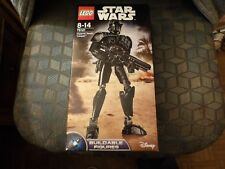 LEgo Star Wars 75121 Imperial Death Trooper, NEUF et Scellé