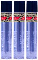 Pentel 05 Super Hi-Polymer 0.5mm 2H 36 Mechanical Pencil Lead Refills 0.5 mm