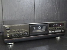 TECHNICS RS-BX701 TAPE DECK   EXCELLENT  LEGEND VINTAGE
