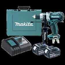 Makita 18V Lithium-Ion Cordless Hammer Drill