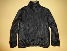 Extreme Jacket Girls Youth 10 - 12 Black Faux Fur Trim Black
