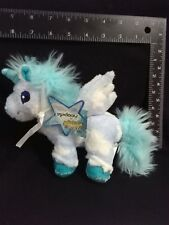 "Neopets Cloud Uni Plushy. 6"". New with tag, no code. 2008. Rare."
