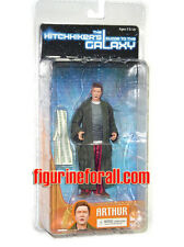 "NECA Toys The Hitchhiker's Guide to the Galaxy ARTHUR DENT 7"" Action Figure"