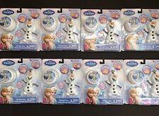Lot of 8 Disney Frozen Shape & Build Olaf Snow Foam Party Favors Gifts