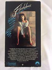 Flashdance VHS 1983 Movie