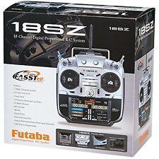 Futaba 18SZH 18SZ 18 Channel RC Remote Control Helicopter Radio System W/R7008SB