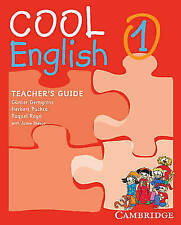 Cool English Level 1 Teacher's Guide with Audio CD, , New condition, Book