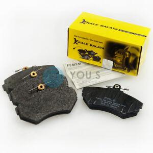 Kale Brake Pad Set Front Axle Brake Pads Discs Seat Arosa (6H)
