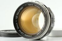 [Excellent+3] Canon 50mm f1.2 L39 Leica Screw mount Lens LTM From Japan 467