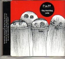(DO693) Psapp, The Monster Song - 2008 DJ CD