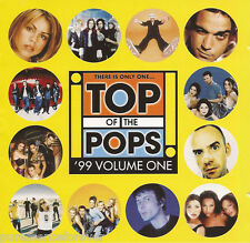 V/A - Top Of The Pops 1999 Volume One (UK 38 Tk Double CD Album)
