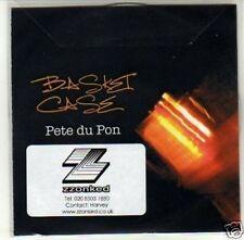 (J479) Basket Case, Pete Du Pon - DJ CD