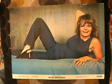 The Last American Hero 1973 20th Century Fox lobby card Valerie Perrine