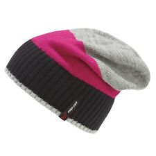 Ski-Doo Ladies Knitted Hat Raspberry Os 4476510039