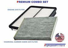 COMBO Air Filter CHARCOAL Cabin Air filter For 2011 - 2015 HYUNDAI Sonata HYBRID