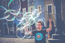Stäbe fur viele Seifenblasen 4 Schlaufen, Tausende von riesenseifenblasen Berlin