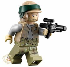 LEGO STAR WARS - ENDOR REBEL TROOPER MODEL II SET 75094 - ORIGINAL MINIFIGURE
