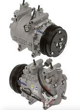 New AC A/C Compressor Fits: 2007 - 2008 Honda Fit L4 1.5L SOHC 1 Year Warranty