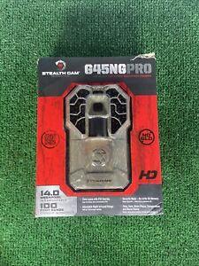 Stealth Cam G45NG No Glow Pro Camo 14MP Trail Camera STCG45NG