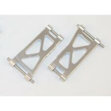 Hot Racing AET5508 Team Associated RC18B/T/MT Aluminum Suspension Arms (Silver)