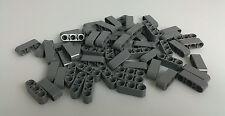 LEGO® Technic Neuware 60x Liftarm 1x3 neu dunkelgrau 32523 / 42030 8258 42009