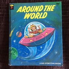 Around The World Red Seal A Big Storytime Book 1979