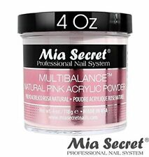 Mia Secret Acrylic Powder, Natural Pink, 4 oz