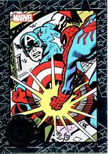 Marvel Universe 2014 Greatest Battles Cap. America Expansion Chase Card #106