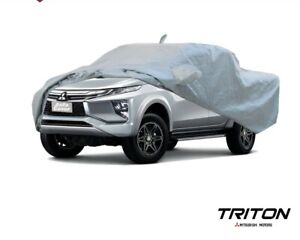 PVC covers Mitsubishi Cab 4 NEW Triton L200 Full Waterproof UV Protect 2018-20