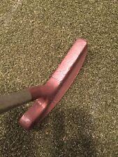 Fl 6 S Bullseye Flange Putter Leather Grip