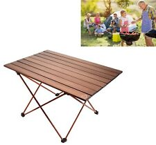 Foldable Catering Camping  Trestle Picnic Bbq Party Table for Friends Family Day
