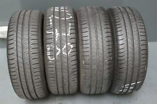 4x MICHELIN 7mm PNEUMATICI ESTIVI 195 55 R16 87H VW AUDI MERCEDES ppel BMW