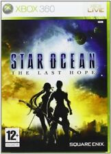 Star Ocean The Last Hope Xbox 360 Square Enix