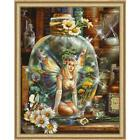 Schipper The Butterfly Fairy Kit & Frame Paint-by-Number Kit