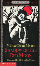 Shadow of the Red Moon - Point Fantasy PB 1995 - Walter Dean Myers