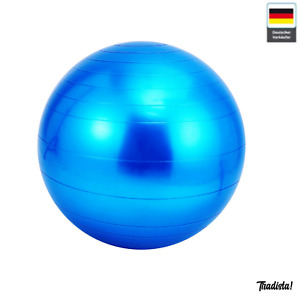 Tradistaa Gymnastikball Fitnessball Sitzball inkl Pumpe 65cm