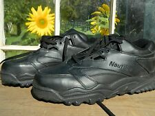 Nautilus Steel Toe Safety Shoes / Stock # N1355 / Us Woman size: 9 / Deadstock