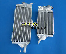 For KAWASAKI KX125 KX 125 1990 1991 1992 90 91 92 aluminum radiator