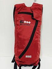 Geigerrig RIG Hydration Pack backpack Red, NO BLADDER