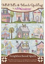 Anita Goodesign Embroidery Machine Design CD NEIGHBORHOOD QUILT